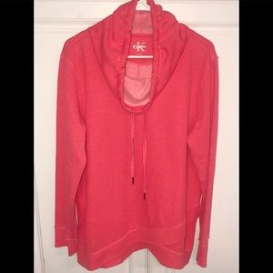 ❤️NEW❤️ Bright Pink Calvin Klein Sweatshirt